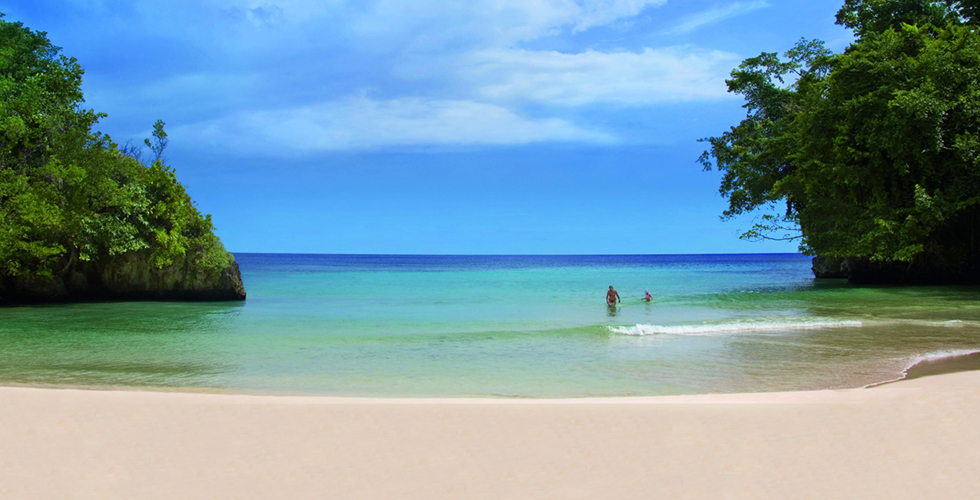 Frenchman S Cove Jamaica Caribbean Holiday World Famous